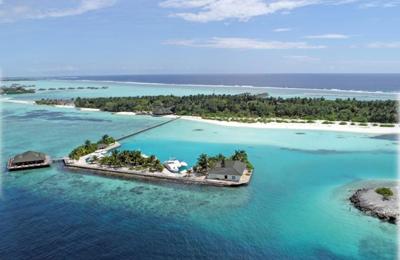 天堂岛是马尔代夫非常著名的度假海岛