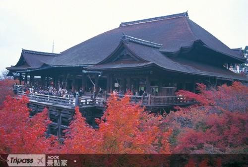 壬生寺本堂,东寺五重塔