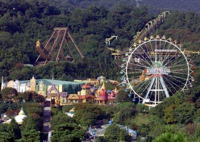 全球十大最受欢迎的主题乐园