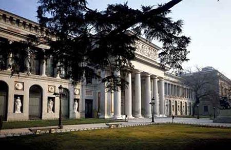 西班牙最大博物馆 普拉多博物馆图片