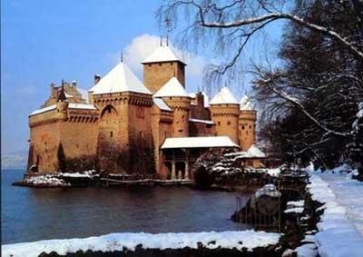 欧洲旅游 欧洲最美丽的十大城堡 组图图片