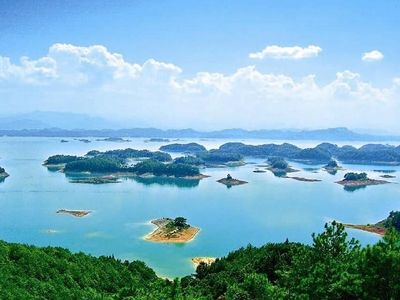 千岛湖中心湖<伯爵号>、瑶林仙境、大奇山森林公园三星特惠二日游