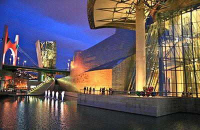 毕尔巴鄂:古根海姆博物馆
