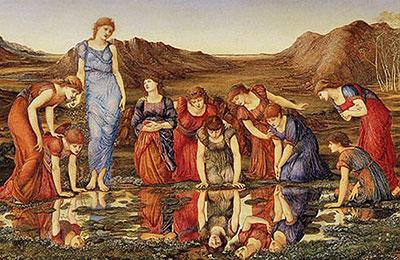 顶级古典风景油画