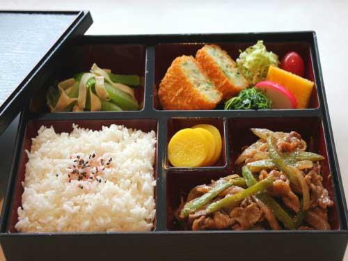 日本人的便当文化