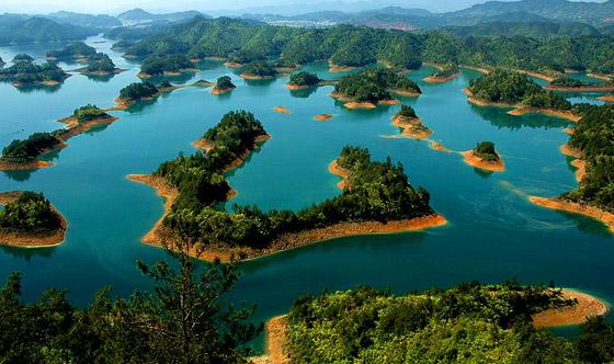 千岛湖中心湖<伯爵号>、天屿观岛、七彩花海超值特价纯玩二日游