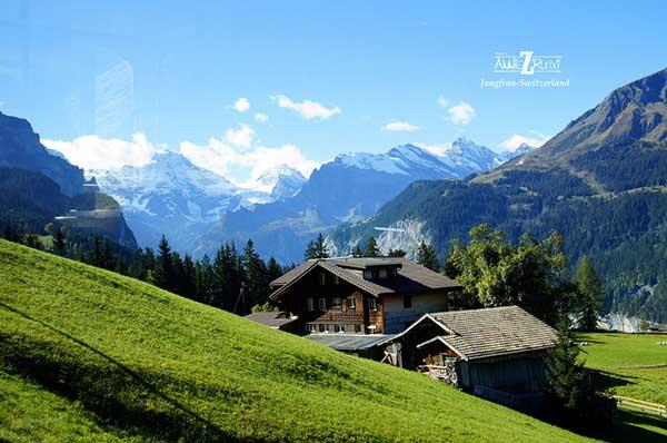 【中旅自组】德法瑞意+金色列车+冰川3000+THEMALL11天(瑞士深度)