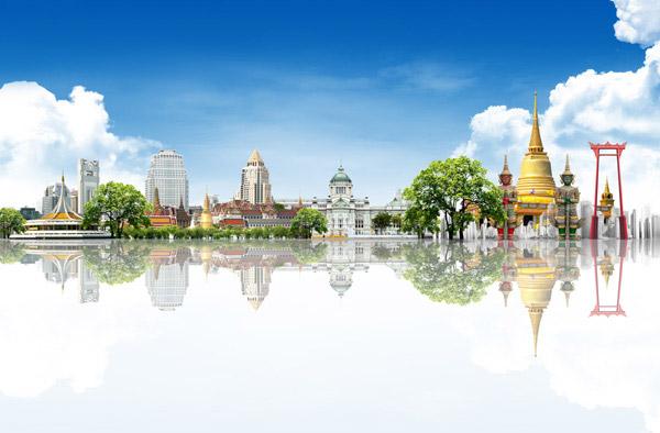 【无锡包机】泰国曼谷、芭提雅大城小爱5晚6日游(E3)