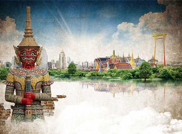 【中旅自组】泰国泰享逸五晚六日纯净之旅