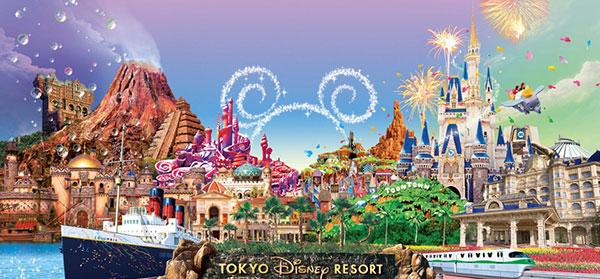 【中旅自组】日本本州四大乐园(海洋世界·樱桃小丸子·面包超人·迪斯尼)双温泉6日缤纷之旅