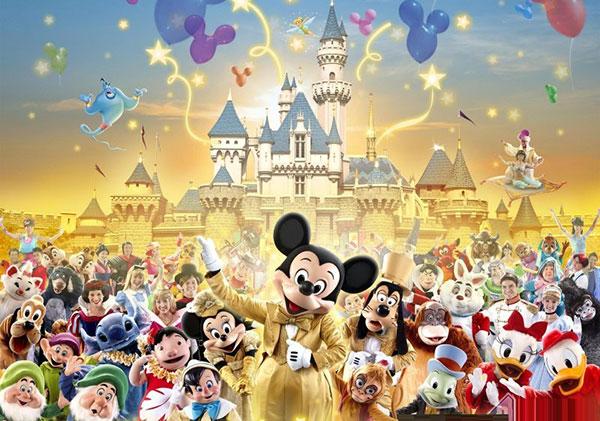 上海迪士尼乐园精彩缤纷一日游