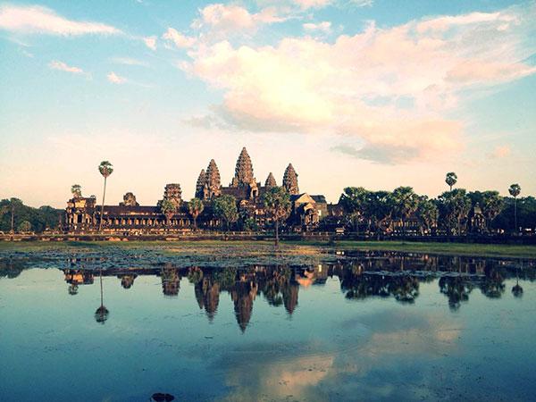 【无锡包机】印象吴哥柬埔寨五晚六日游