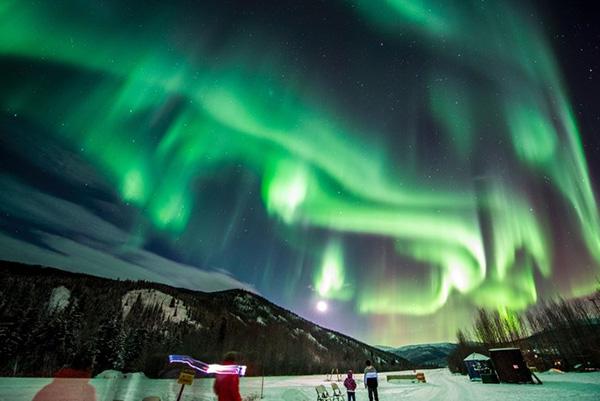 【中旅自组】美国西雅图+阿拉斯加9天【幸福北极光】