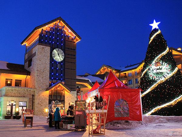 【无锡包机】长白山假日度假酒店童趣主题房滑雪自由行双飞四日游