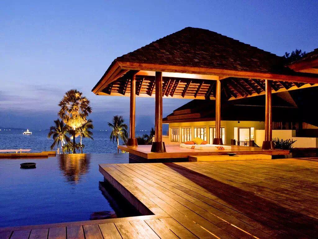 五星酒店--铂尔曼酒店+1晚沙美岛泰式海边度假酒店