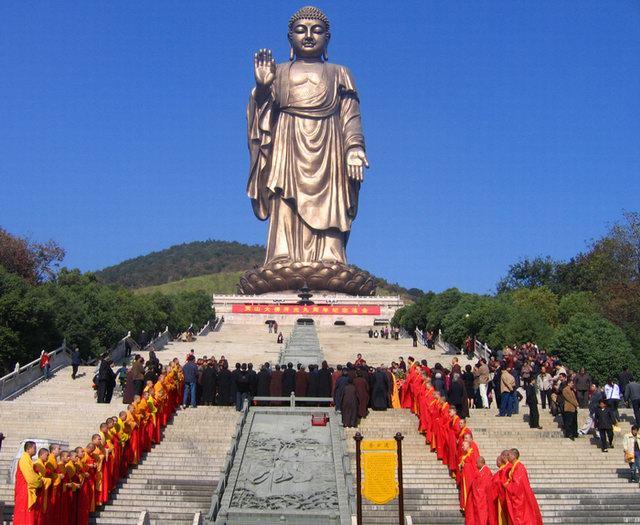 【无锡一日游】C线:灵山大佛、梵宫、太湖鼋头渚一日游(天天开班)