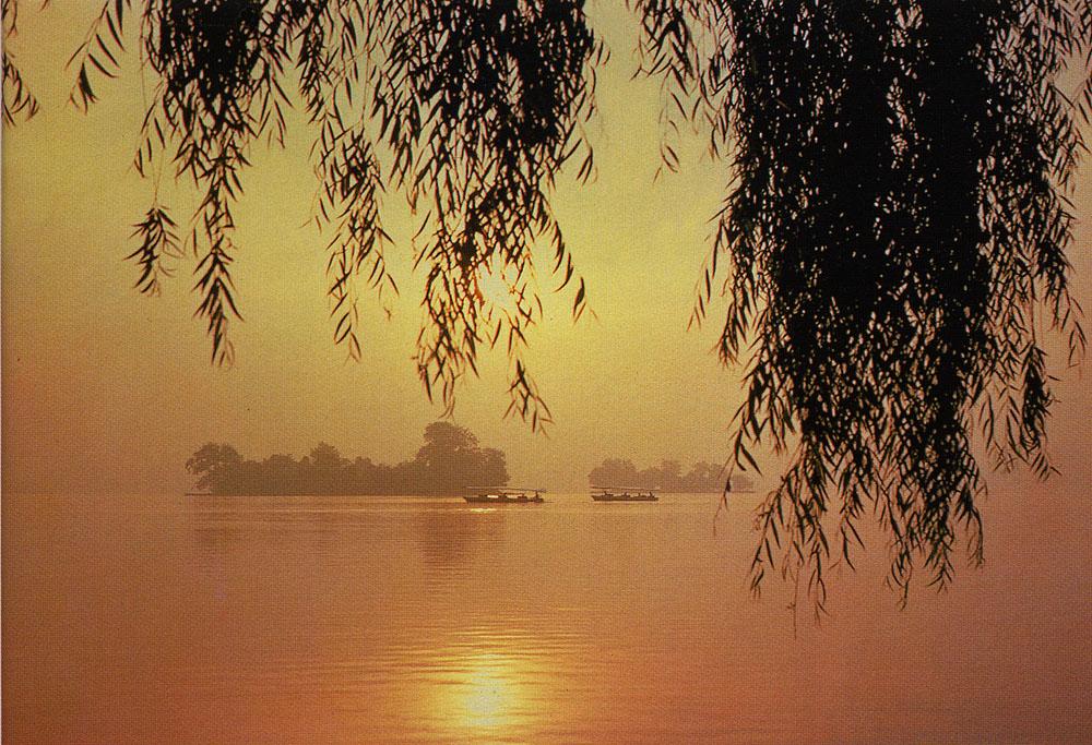 杭州西湖、宋城一日游(天天开班)