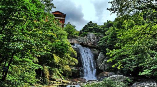 【8月】梦幻仙境--大神仙居 龙穿峡·3D环瀑栈道 江南大峡谷漂流 山水修仙三日游