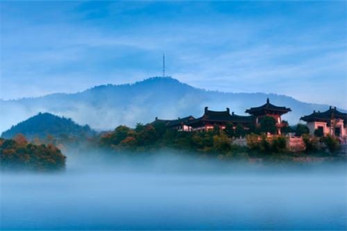 【6月】江南诗山·敬亭山国家森林公园 美食航空母舰 一价全含 国际五星度假纯玩二日游
