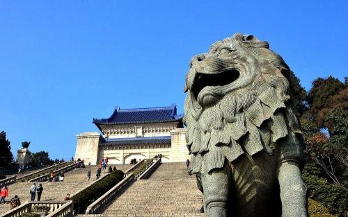 【10月】南京中山陵 玄武湖 夫子庙 经典一日游