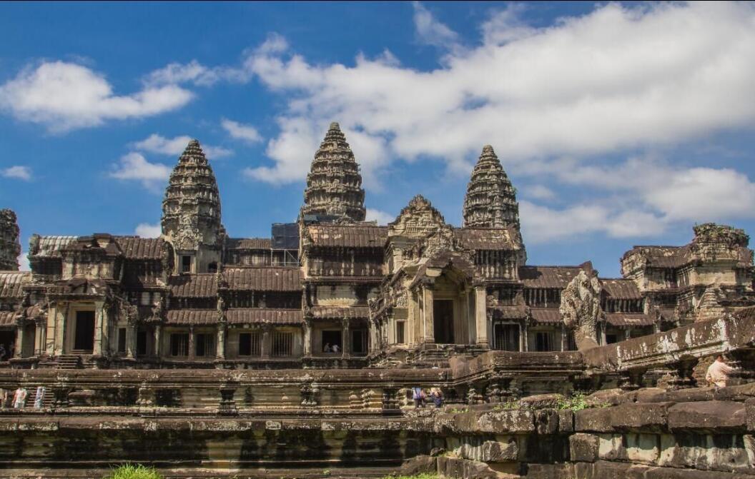 【4月】<大爱至柬>柬埔寨吴哥一地3晚5日自由行(上海往返)