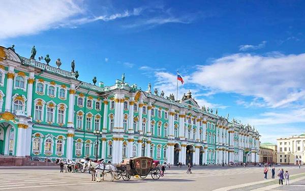穿越俄罗斯西伯利亚大铁路15日火车漫游(双飞进出)