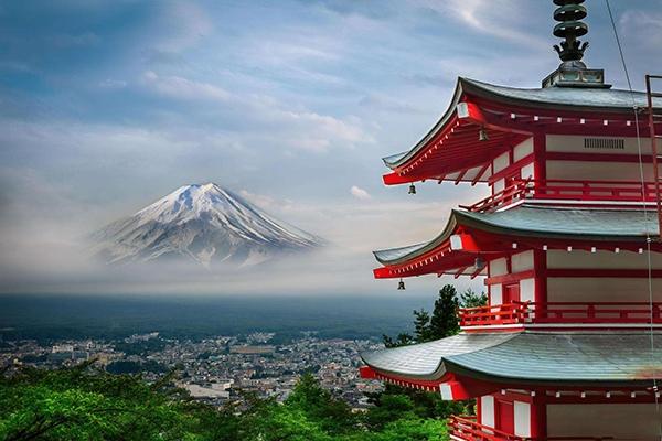 【中旅自組】日本本州秘境溫泉雙古都6日游(無錫口岸)