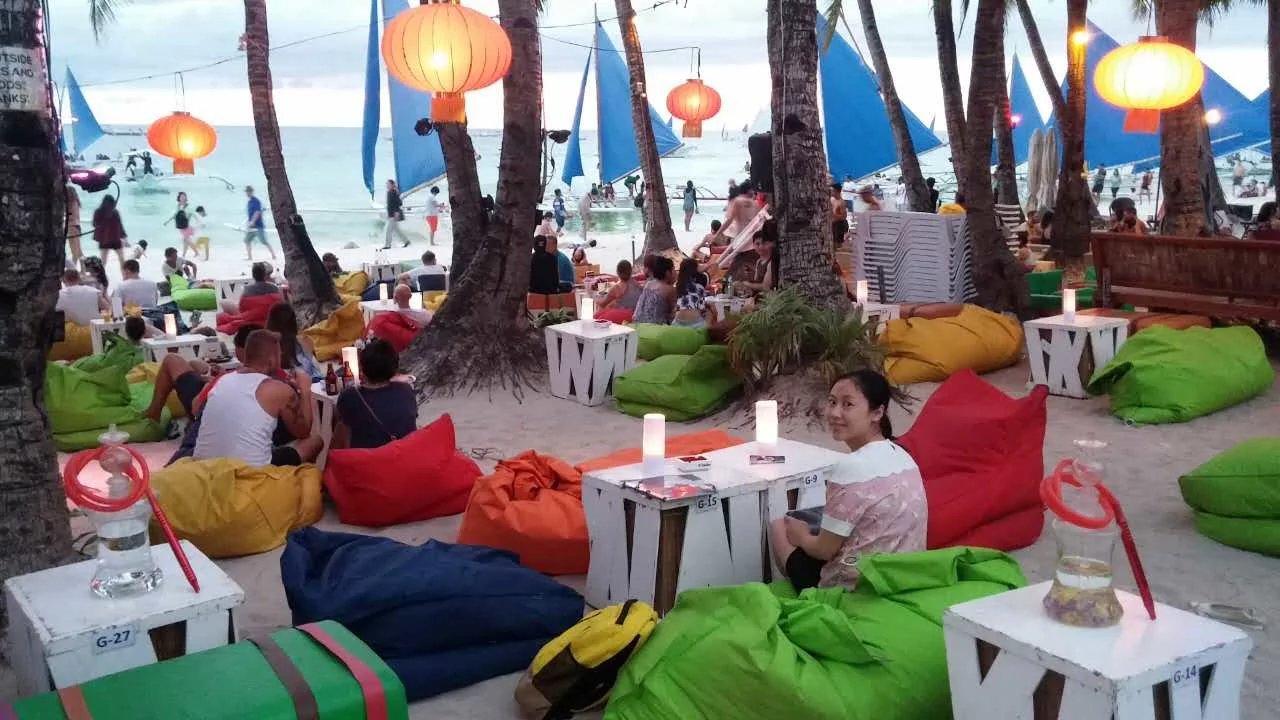 【南京口岸】醉美长滩岛5晚6天半自助游